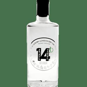Gin 14 Botanik London Dry Gin Spot