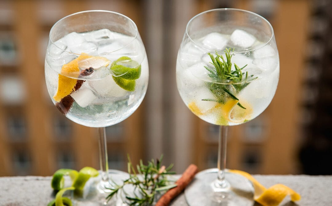 Gin 14 Botanik s cimetom