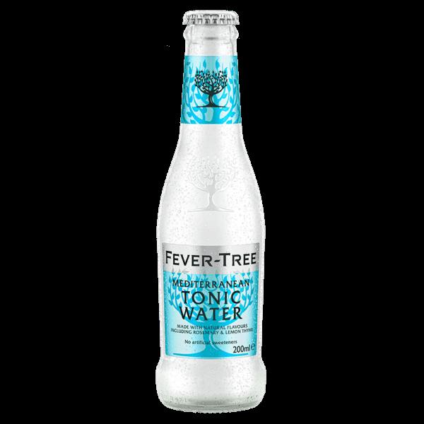 Fever Tree Mediterranean Tonic Gin Spot
