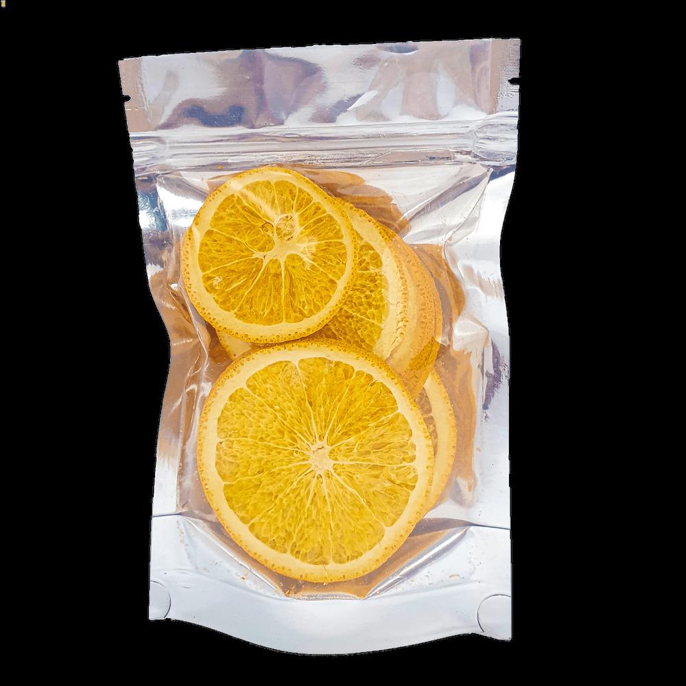 Liofilizirane pomarance Majini hrustljavcki Gin Spot