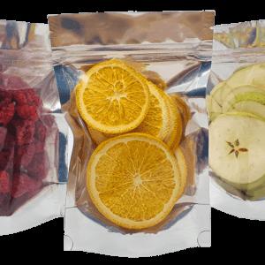Liofilizirano sadje Majini hrustljavcki Gin Spot