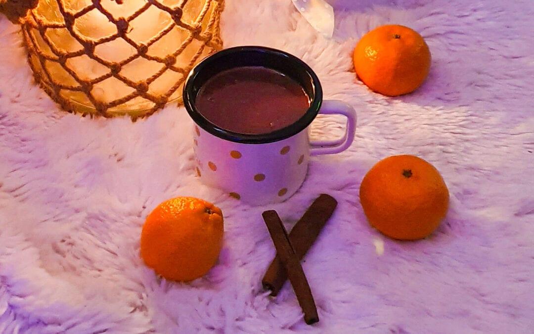 Vroča čokolada z ginom