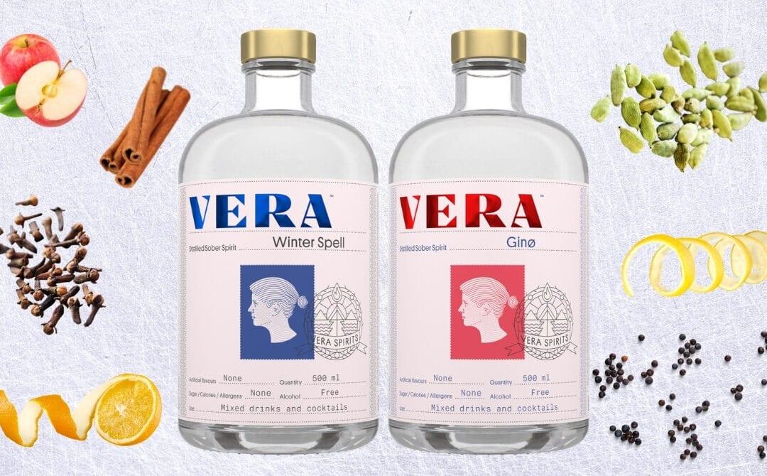 V ponudbi brezalkoholna gina Vera